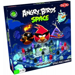 Angry Birds Space Race Kimble Tactic