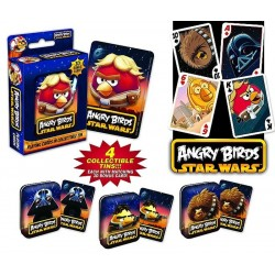 Angry Birds Star Wars Poker (Metallbox)
