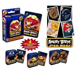Angry Birds Star Wars Poker (Metallbox)