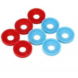 Skytear 8 rings for hero bases red and blue