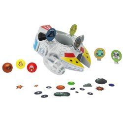 Angry Birds Star Wars Millenium Falcon Bounce