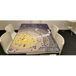 High Frontier 4 All neoprene mat Playmat