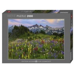 Puzzle Heye Tatoosh Mountains