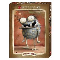 Puzzle Monsta Hi 1000T Heye