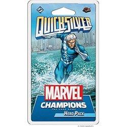 Marvel Champions Quicksilver Hero Pack EN