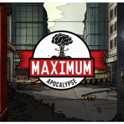 Maximum Apocalypse Grundspiel (dt.)