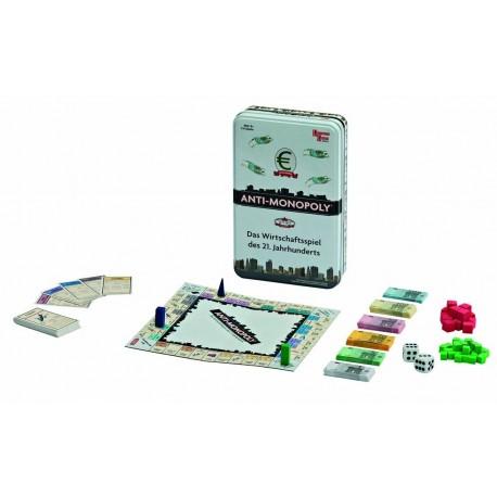 Anti-Monopoly Reiseversion (Metallbox)