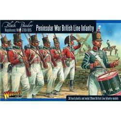 Black Powder Napoleonic British Line Infantry Peninsular