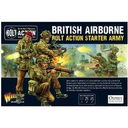 Bolt Action British Airborne Starter Army