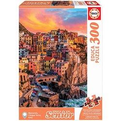 Puzzle Senior XXL Manarola 300T 17981
