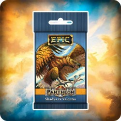 Epic Pantheon Shadya vs Valentia EN