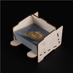 Magnetic Card Tray Square 80 x 80 mm
