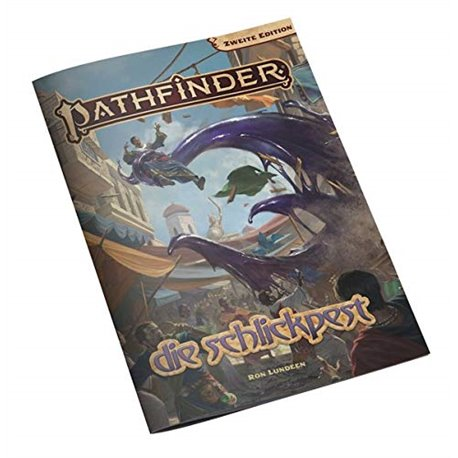 Pathfinder 2 Die Schlickpest