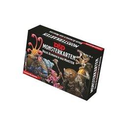 Dungeons & Dragons D&D Monsterkarten Volos Almanach der Monster