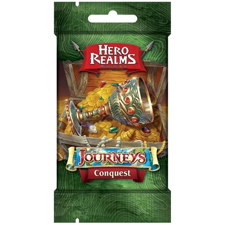 Hero Realms Journeys Pack Conquest