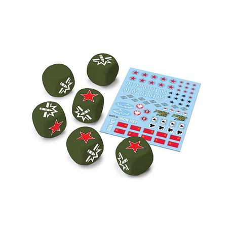 World of Tanks U.S.S.R. Dice and Decals