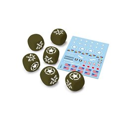World of Tanks U.S.A. Dice and Decals