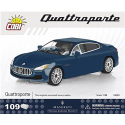 COB 109 PCS CARS /24563/ MASERATI QUATTROPORTE