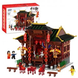 XING Chinesisches Theater XB-01020