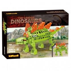 LIN Dinosaurier Stegosaurus LN7018
