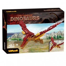 LIN Dinosaurier Pteranodon LN7017