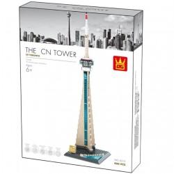 WANG CN Tower Toronto WG-4215