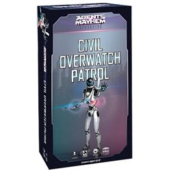 Agents of Mayhem: Civil Overwatch Patrol Expansion