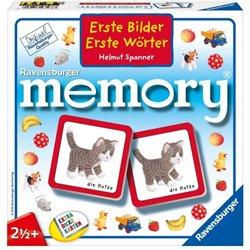 Erste Bilder – Erste Wörter memory
