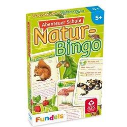 Abenteuer Schule: Natur-Bingo