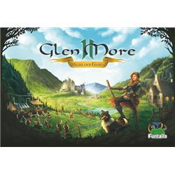 Glen More II: Highland-Spiele