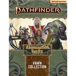 Pathfinder: Abomination Vaults Pawn Collection (P2)