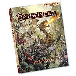 Pathfinder Bestiary 3 Pocket Edition