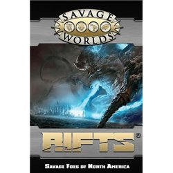 Rifts: Savage Foes of North America (Revised)
