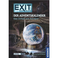 EXIT – Das Buch: Adventskalender ´21