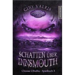 Choose Cthulhu 3 – Schatten über Innsmouth (Softcover)