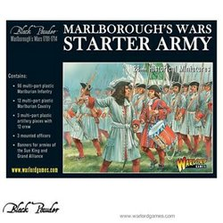 BP Marlboroughs Wars Starter Army