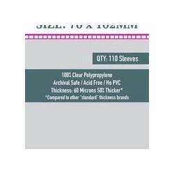 Sleeve Kings Hogwarts Battle Card Sleeves (76x102mm) 110 Pack