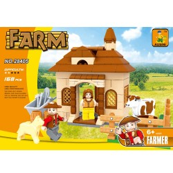 AUSINI Farm Mini Farmhaus 28405