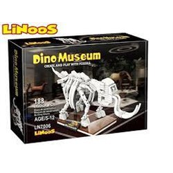 LIN Dino Museum Mammut LN7006
