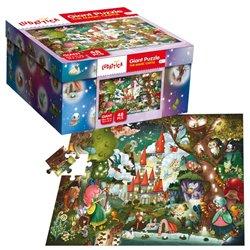 Giant Puzzle Magic Castle