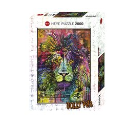 Puzzle Lions Heart 2000T