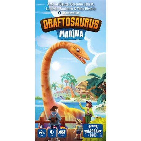 Draftosaurus Marina multilingual