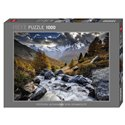 Puzzle Mountain Stream 1000T