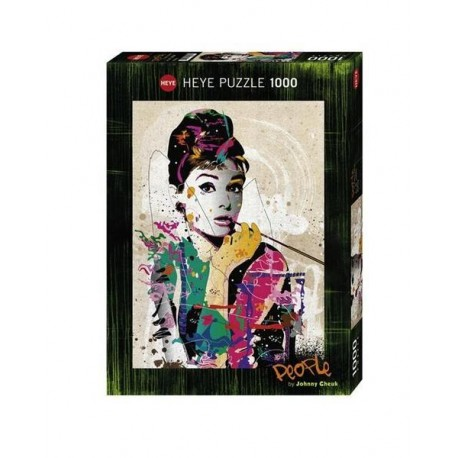 Puzzle Audrey Cheuk 1000T