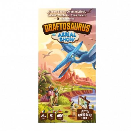 Draftosaurus Aerial Show multilingual