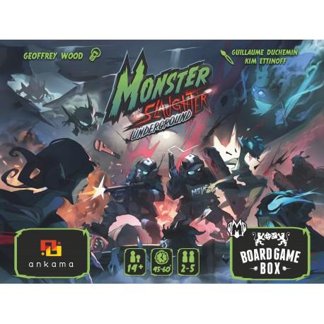 Monster Slaughter Underground Erweiterung dt