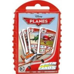 Disney Planes Power Cards