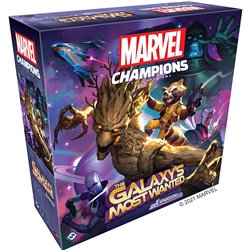 Marvel Champion Galaxys Most Wanted