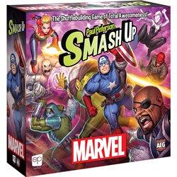 Smash Up Marvel EN
