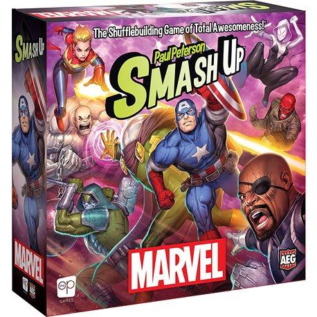 Smash Up Marvel ENG